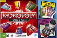 Монополия с банковскими карточками
